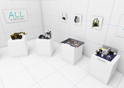 Showroom virtuel
