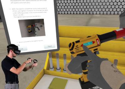 Simulateur d'entraînement et d'apprentissage