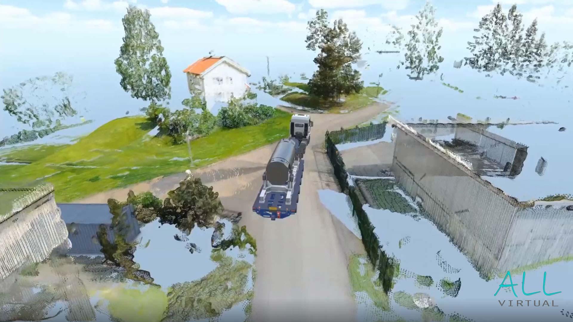 Simulateur de faisabilité – Scan 3D